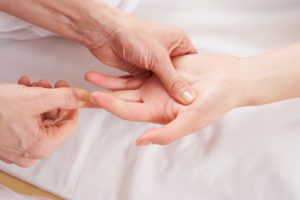 Hand pain treatment